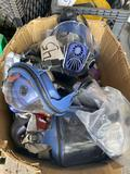 Lot of Misc Mask - Extension Cord Puller - Submersible Pump