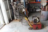 Deck Crawler Machine