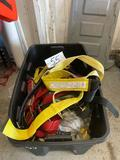 Lot of Misc Rigging Harnesses