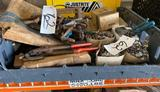 Lot of Misc banding Cutters - Clips - Banding Material