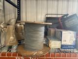 (2) Shelves of Lighting - Sound Equipment - Coffee Makers