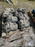 Lot of Misc Electric Motors