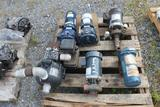 Lot of Misc Freshwater Pumps