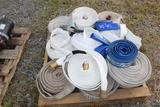 Misc Pallet of High Pressure Water Hose -1 1/2