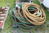 Lot of Misc small Suction Hose & Air Hose