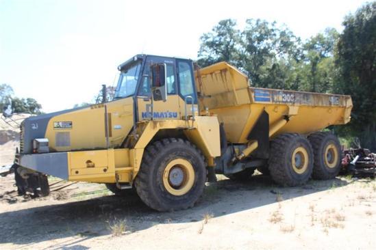 2006 KOMATSU KHM300-2 Articulating Dump Truck