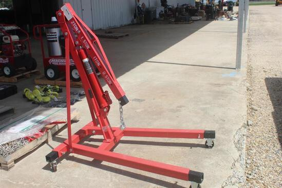 2 TON ENGINE HOIST (RED)