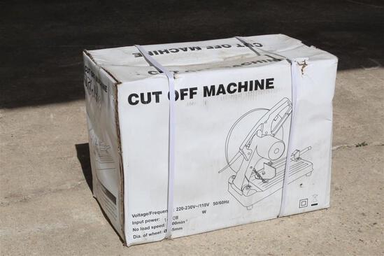 CUT OFF SAW 14 INCH