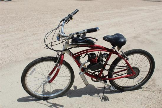 SCHWINN MOTOR BICYCLE