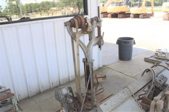 BELT DRIVEN ELECTRIC PRESS