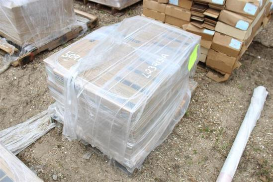 PALLET OF VENETIAN SLATE Porcelain Tile - A Grade - Approximately 526 sq.ft