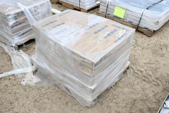 PALLET OF TUSCAN VILLA Porcelain Tile - A Grade - Approximately 543 sq.ft