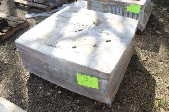 PALLET OF VERA CRUZ MARBLE Porcelain Tile - A Grade - Approximately 543 sq.ft
