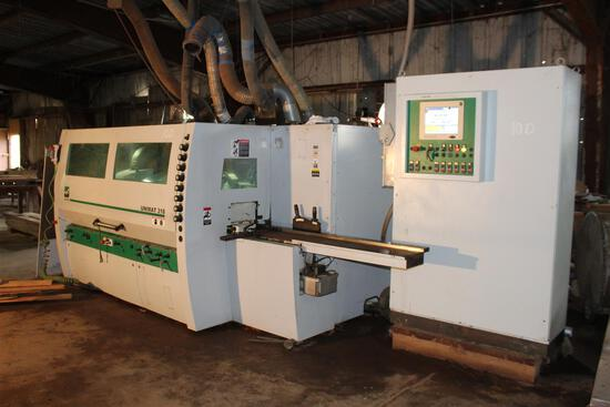 Southern Arch Woodworking Equip./Materials Auction