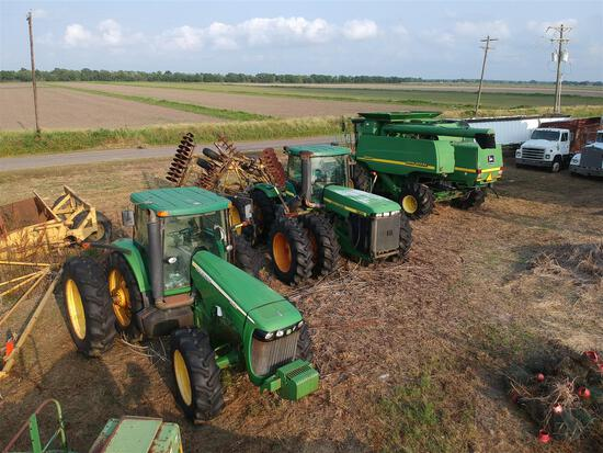 Bank Mandated Farm Equipment Estate Auction