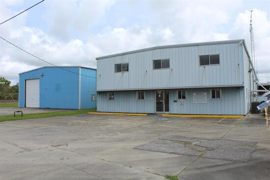 Seacor Marine Commercial Real Estate Auction