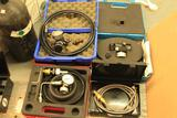 Nitrogen accumulator charge kits