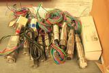 Lot of pressure sensors and transmittors