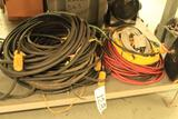 Lot of extension and S/O cords