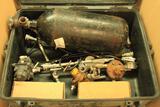 Nitrogen accumulator charge kit