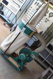 Grizzly saw dust collection system