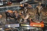 Bronzes and duck stamps