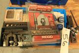 Tube flaring tools