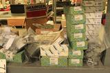 Lot of terminal blocks and accessories