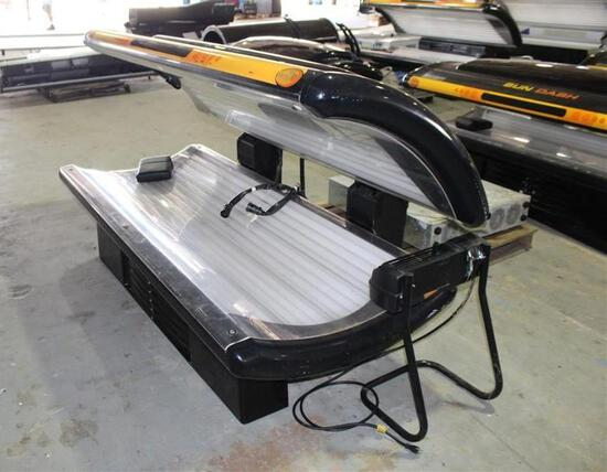 Sun Dash 232GSF Tanning Bed