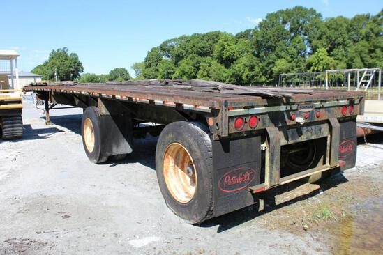 1992 Fontaine 48 FT FLOAT TRAILER