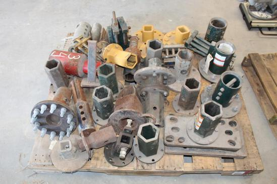 LOT OF MISC TOOLING ITEMS