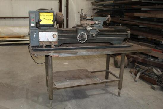 Carolina Tool Metal Working Lathe