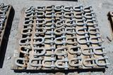 LOT OF SHACKLES