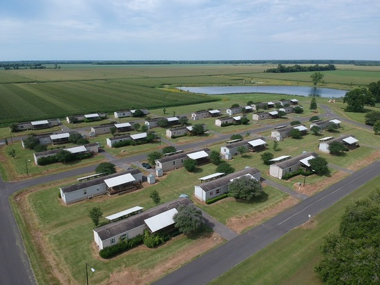 Port of Avoyelles Mobile Home Auction