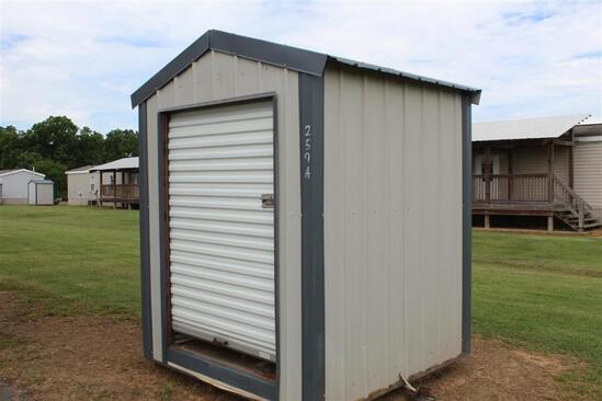 8X8 Storage Building