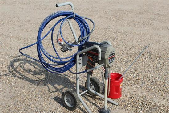 LOT OF (2) PAINT SPRAYERS