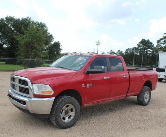 2011 DODGE 2500
