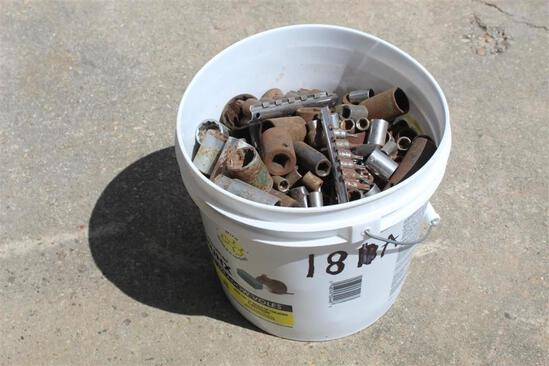 BUCKET OF SOCKETS