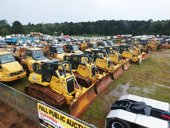 3-Day Fall Contractor's Auction - Day 2
