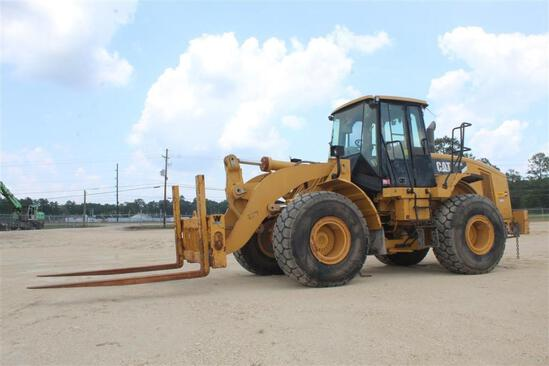 2008 CATERPILLAR 950 WHEEL LOADER