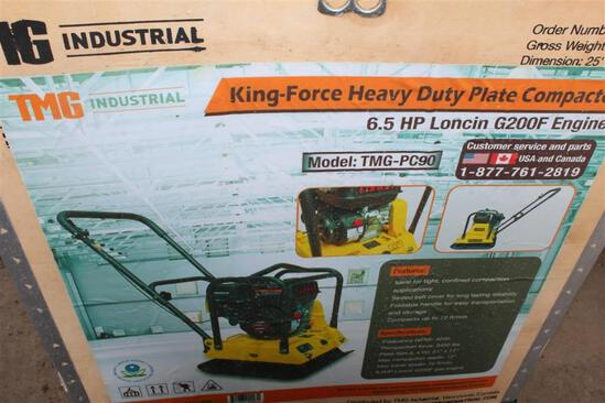 HEAVY DUTY PLATE COMPACTOR 72IN