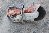 STIHL TS420 CONCRETE SAW DRILL
