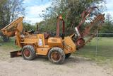 CASE 760 4X4 RIDE ON TRENCHER SAF-600