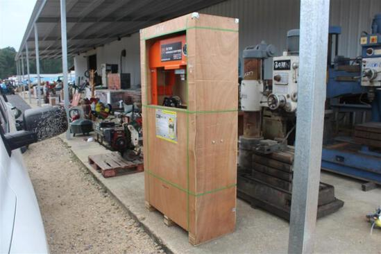 75 TON HYDRAULIC SHOP PRESS