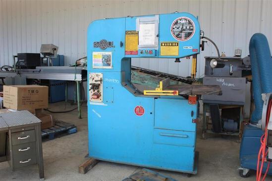 DO-ALL 3613-1 BAND SAW