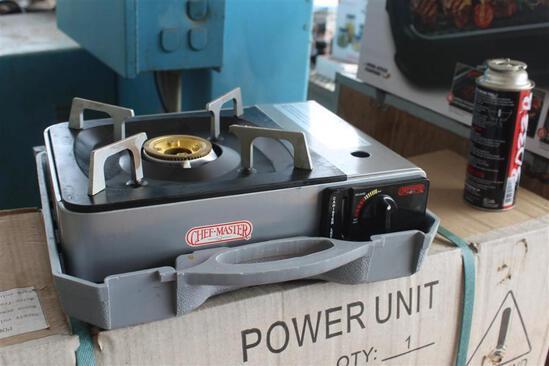 ELECTRIC POWER SMOKELESS GRILL