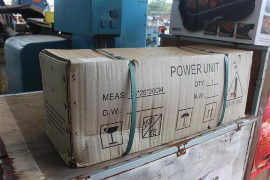 ELECTRIC POWER UNIT LIFT (9200LBS)