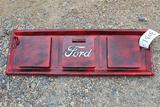 SIGN - FORD TAILGATE
