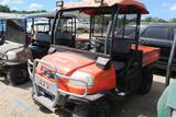 KUBOTA 900 4-WHEEL DRIVE