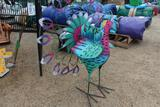HOMEMADE PEACOCK - 15IN X 16FT